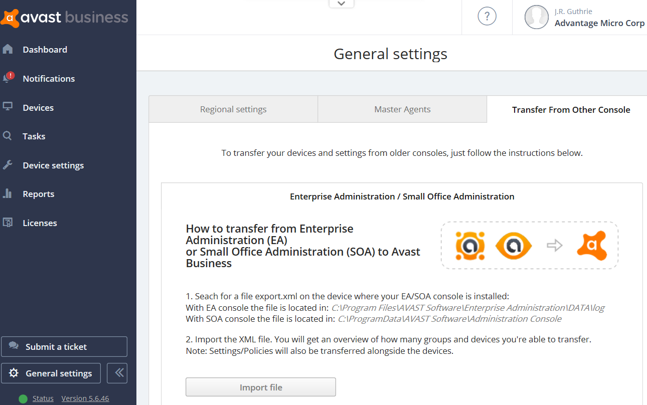 avast business antivirus pro offline installer